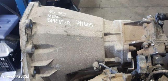 Caixa Velocidades Mercedes-Benz Sprinter W903 2.2Cdi 129Cv Ref.711605