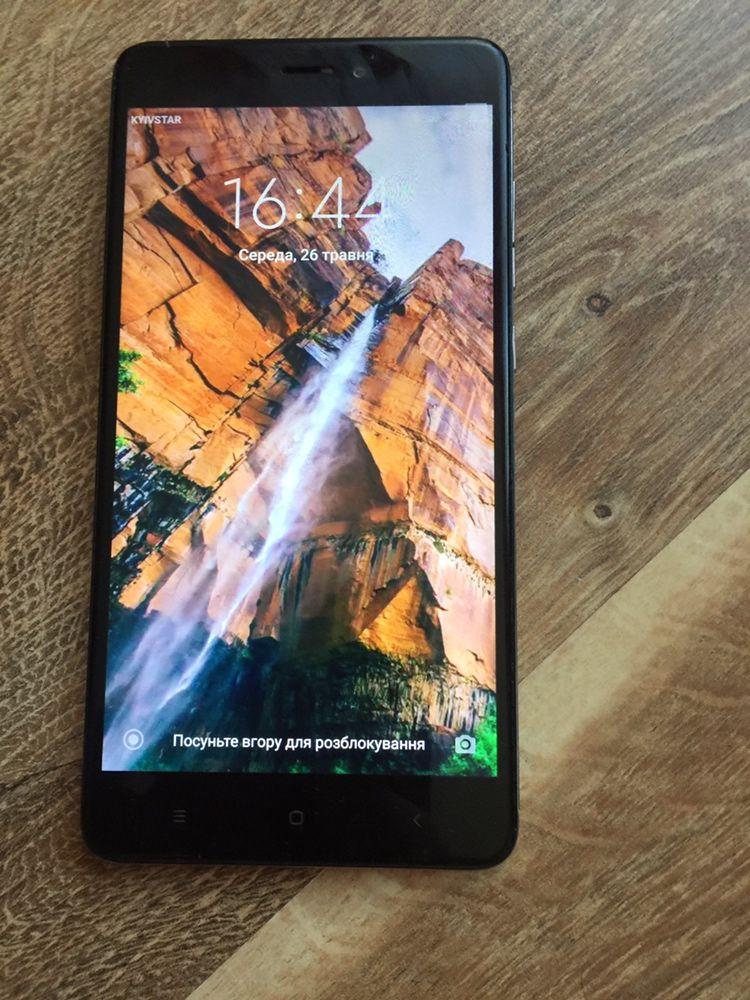 Продам телефон Redmi Note 4