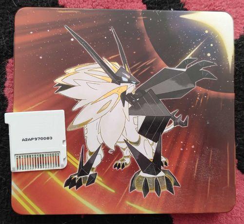 Pokemon Ultra Sun - steel book!