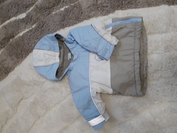 Куртка детская утепоенная