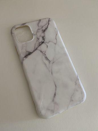 Capa iPhone 11 - efeito mármore