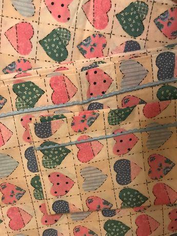 1 conjunto NOVO + 2 Conjuntos de lençóis usados, para cama de solteiro
