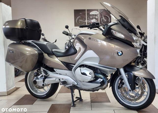 BMW R 1200 RT R1200RT abs kufry radio raty transport