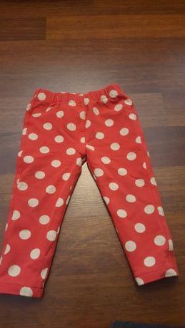 Spodnie Next roz.86