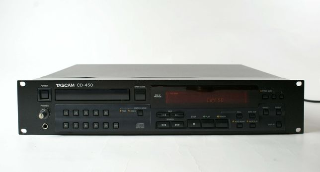 profesjonalny odtwarzacz Tascam CD-450 obudowa RAK