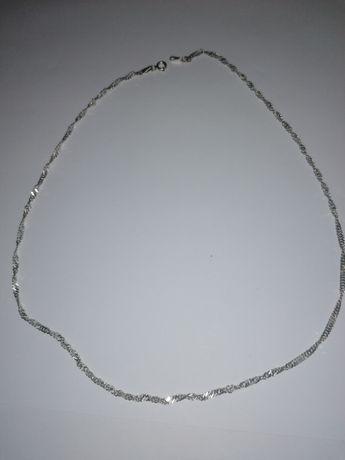 Srebrny łańcuszek p 925