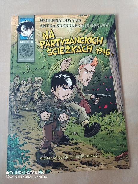 Komiks Wojenna Odyseja - Michał Konarski