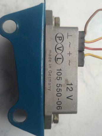 Коммутатор. Выпрямитель, регулятор на мотор AC/DC 12v, 105550-06