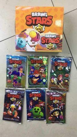 Karty Brawl Stars box 288 szt. Nowe