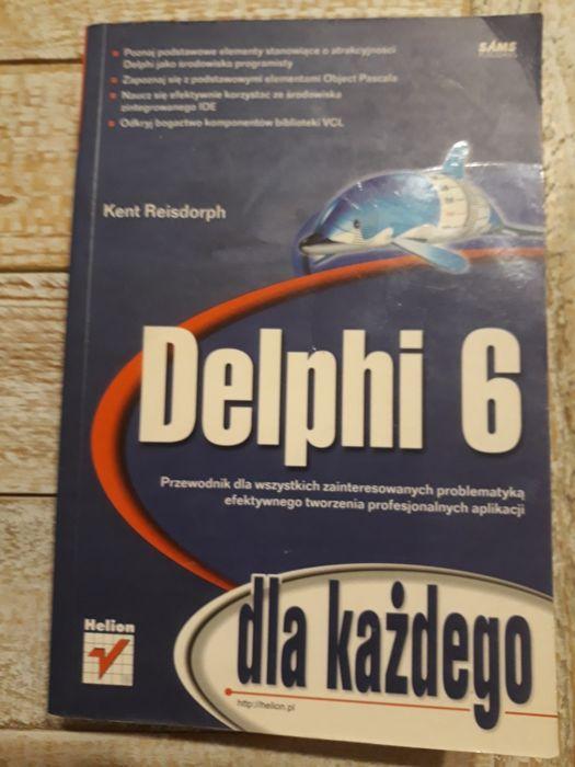 Delphi 6 dla każdego. Kent Reisdorph Żary - image 1