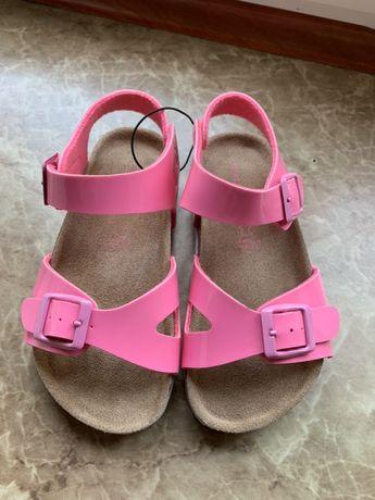 Боссоножки reserved босоніжки сандали сандалі