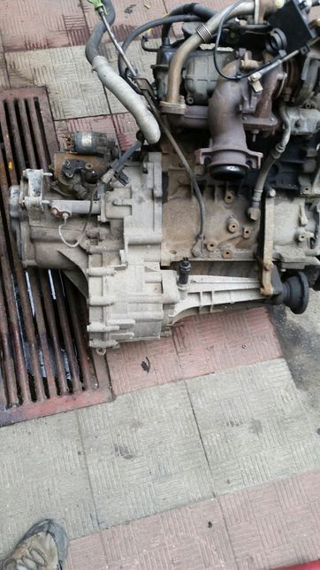 skrzynia biegów volkswagen t4,transporter 2.4d,1.9td GWARANCJA