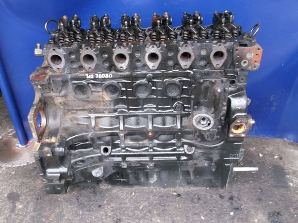 New Holland,Case --silnik FPT,blok,wał,korbowód,tłok,głowica--