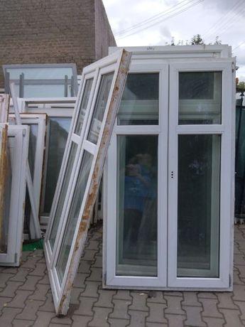 Super okna szer 104/206- 60 sztuk zapraszamy dom wiata hala szklarnia