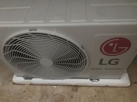 Conjunto Ar Cond LG 09 novo