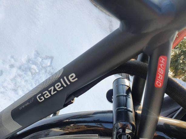 Gazelle Orange C7 H61   złota bateria 11 Ah  jak ze sklepu!!!polecam