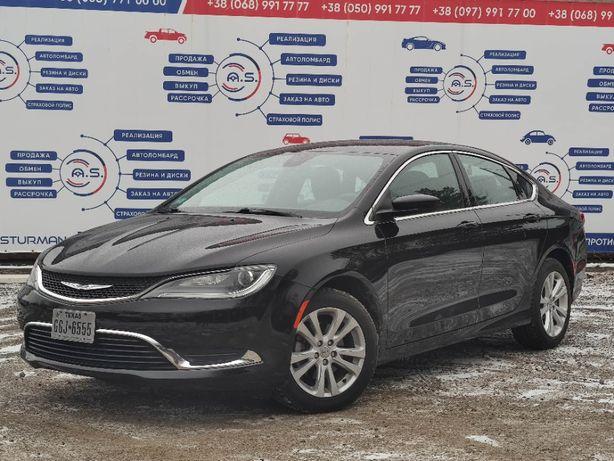 Продам Chrysler 200 можно в обмен или кредит рассрочку!