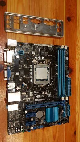Motherboard (LGA 1155) com i5-3550