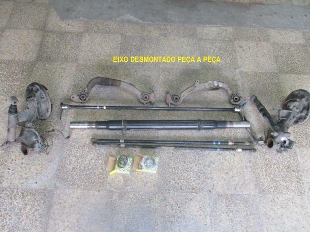 Reparação eixos Peugeot/Citroen