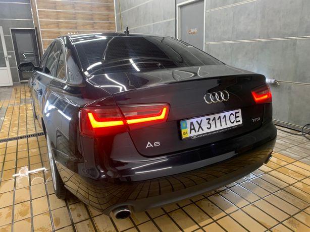 Audi A6 2012 Официал.Пневмо