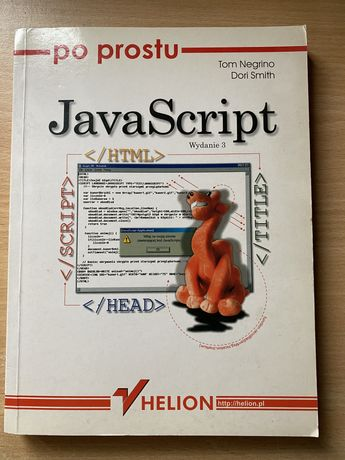 Po prostu JavaScript wyd. 3 Helion Smith, Negrino