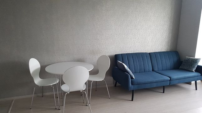 Аренда красивой квартиры на Митнице. Студия и отдельная  спальня.