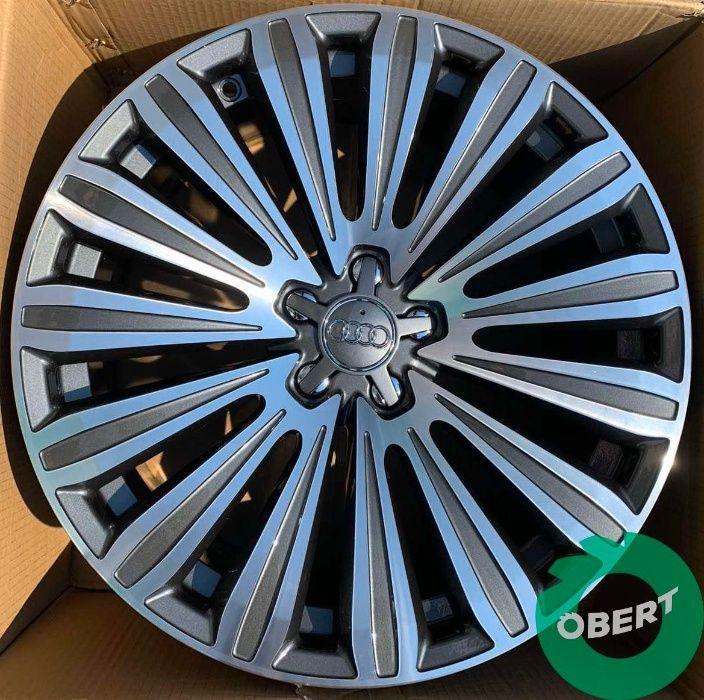 Новые диски 5*112 R20 на Audi A6 A7 A8 Q7 Q8 Киев - изображение 1