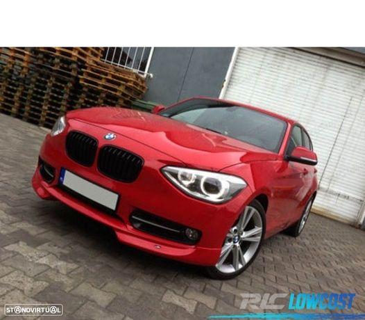 BMW SERIE 1 F20 SPOILER LIP FRONTAL 11-