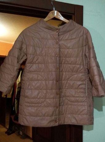 Куртка, жилет 3/4 рукав