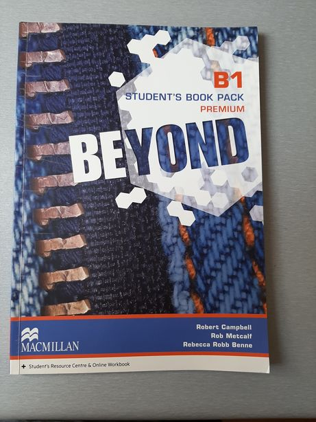 Beyond B1 students book
