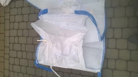 Worki Big Bag 90/90/200cm Duże Czyste Mocne
