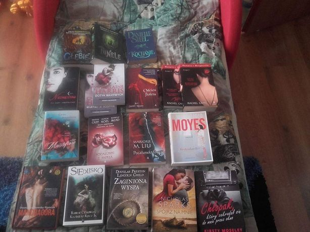 Książki tanio :)