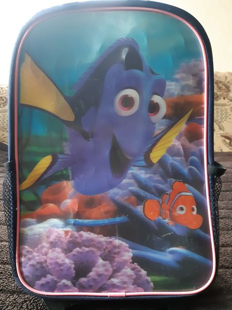 Стильний рюкзак-валіза