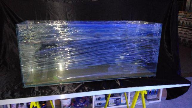 Aquario 120x50x50 em vidro 10mm novo