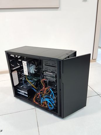 Мощный сервер/ системный блок + 6 винчестеров