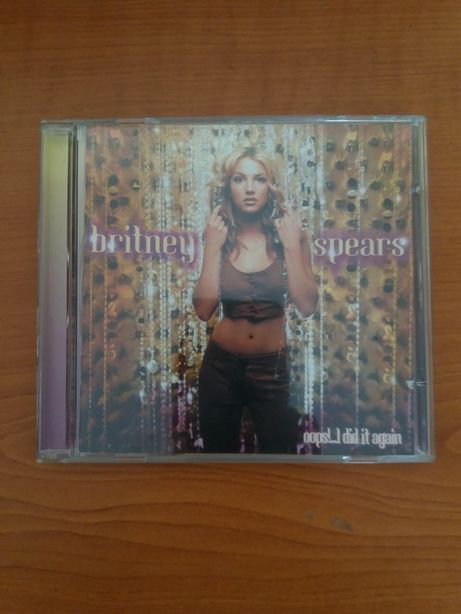 CD Britney Spears - opps! ... I did it again