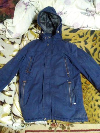 Куртка Парка в новом состоянии