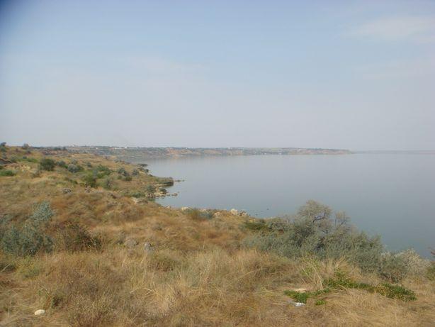 Участок Глория (Нати ) первая линия , с видом на Хаджибейский лиман
