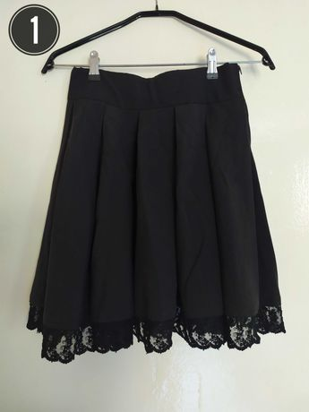 Школьная форма на девочку (юбка, спортивные штаны, брюки)