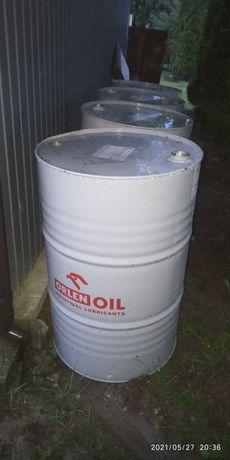 Beczka po oleju.