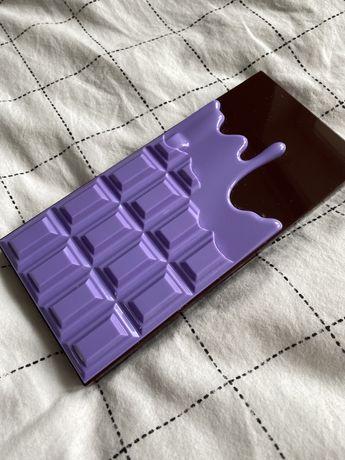 I heart Revolution Violet fioletowa czekoladka Makeup Revolution