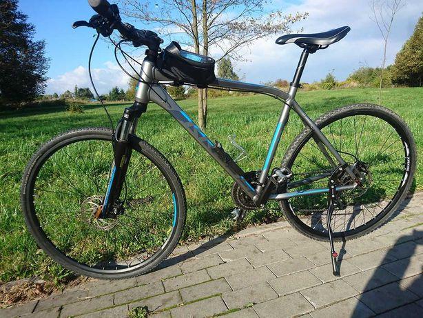 Kross evado 4.0 rower crossowy, hydraulika
