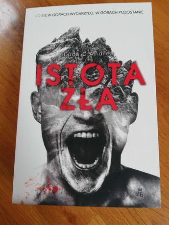 Istota zła Luca D`Andrea