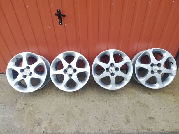 Felgi aluminiowe 16 4*100 Oryginał Honda