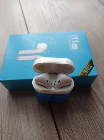 Bezprzewodowe słuchawki P11-9 TWS Bluetooth 5.0 z POWERBANKIEM