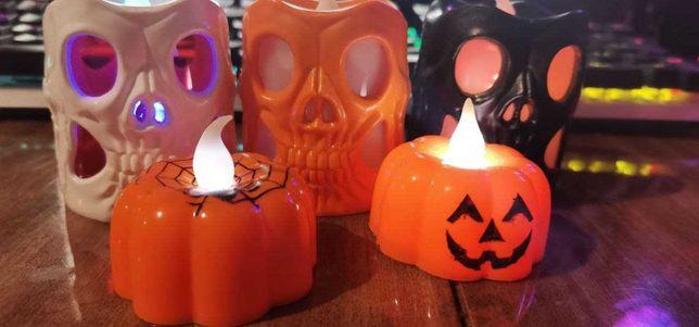 Светильники на Хэллоуин
