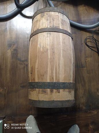 Бочка дерев'яна  нова,деревянная бочка,діжка