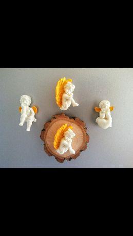 Aniołki z zimnej porcelany