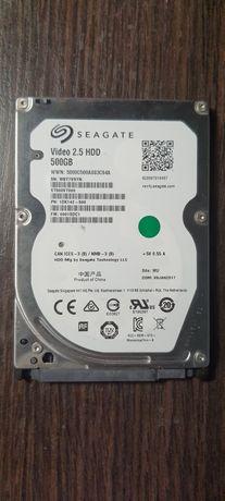Винчестер HDD 2.5 500GB