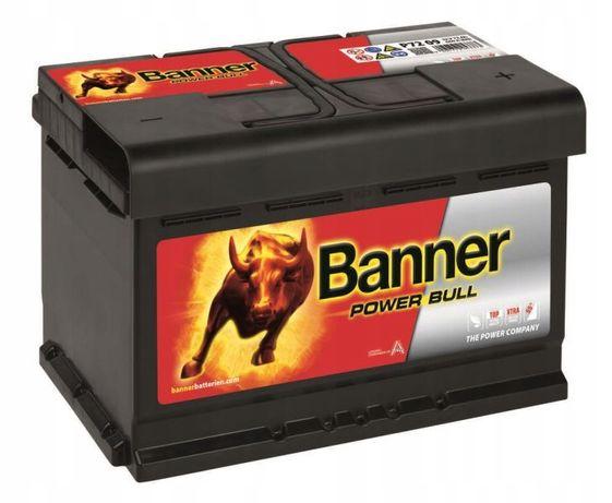 Akumulator Banner Power Bull 12V 72Ah 660A P7209 Akumulatory Zgierz